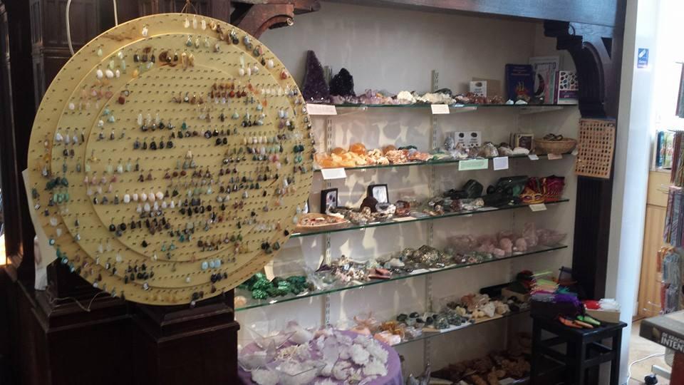 edelstenen en mineralen winkel amsterdam